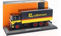 SCANIA 140 V8 'Calberson' 1971, масштабная модель, IXO, scale43