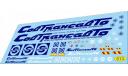 набор декалей Совторансавто Синий, фототравление, декали, краски, материалы, Doctor Decal, scale43
