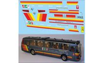 набор декалей ЛАЗ 699Р Олимпиада 80, фототравление, декали, краски, материалы, Doctor Decal, scale43