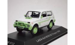 LADA 4X4 NIVA ST-TROPEZ 1990, масштабная модель, VVM, scale43, ВАЗ