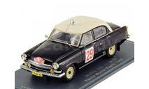 Горький-21 №29 Мосолов-Дегтярев Ралли Монте Карло 1964 г., масштабная модель, IXO, scale43, ГАЗ