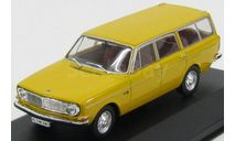 Volvo 145 Estate 1973 Yellow, масштабная модель, WhiteBox, scale43