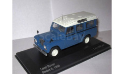 Land Rover Series II 1958 Station Wagon