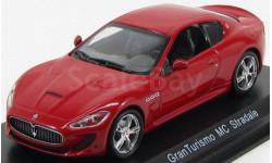 MASERATI Gran Turismo MC Stradale 2013 Red АКЦИЯ!, масштабная модель, WhiteBox, scale43