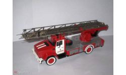 ЗиЛ-4331 АЛ-30 пожарная лестница