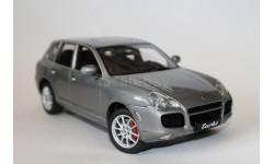 Porsche Cayenne Turbo 1:18 AutoArt, масштабная модель, scale18