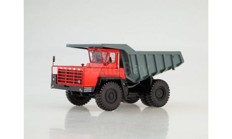 Белаз 540А 1/43, масштабная модель, 1:43, Дилерские модели БЕЛАЗ