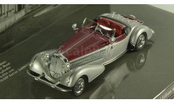 HORCH 855 SPECIAL-ROADSTER 1/43 MINICHAMPS 436014206