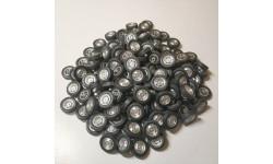 Колеса (Диски с резиной) от ВАЗ 2108 2109 21099 1/43