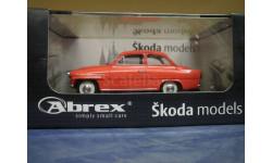 Skoda Octavia 1963 1/43 Abrex