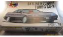 NISSAN SKYLINE HT 2000 TURBO RS-X (R30) 1983  1/24 AOSHIMA PRE-PAINTED, сборная модель автомобиля, 1:24