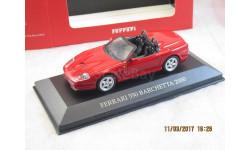 Ferrari 550 Barchetta 2000 1/43  IXO