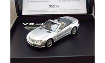 Mercedes-Benz SL55 AMG V8 Kompressor (R230) 1/43 Norev Ltd.Ed., масштабная модель, 1:43