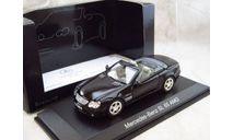 Mercedes-Benz SL65 AMG V12 BiTurbo (R230) 1/43 Norev, масштабная модель, 1:43