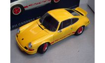Porsche 911 Carrera RS 1/24 Ebbro Premium Collection, масштабная модель, 1:24
