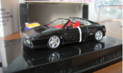 Ferrari 348TS 1/43 Hot Wheels