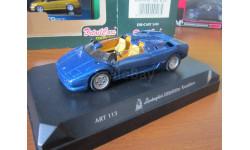 Lamborghini Diablo Roadster 1/43 Detail Cars, масштабная модель, 1:43