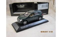 Mercedes-Benz M-Class 2005 1/43 Minichamps