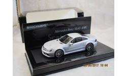 Mercedes-Benz SL65 AMG (R230) 1/43 Minichamps Linea Opaca #4