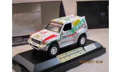 Mitsubishi Pajero Evolution 1998 Paris-Dakar Rally Type 1/43 Diapet