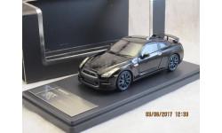NISSAN GT-R Black Edition 2011 1/43 Wit's