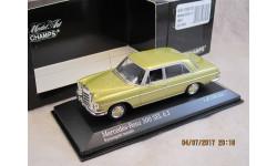 Mercedes-Benz 300SEL 6.3 1/43 Minichamps