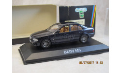 BMW M5 (E39) 1/43 Schabak Made in Germany