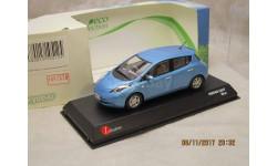 Nissan Leaf 1/43 J-Collection