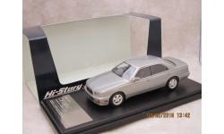 NISSAN CEDRIC Grand Turismo ULTIMA (1998) 1/43 Hi-Story, масштабная модель, 1:43