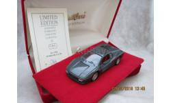 FERRARI 512TR (Testarossa) 1/43 Detail Cars Ltd.Ed. 1748/5000