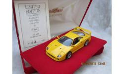 FERRARI F40 1/43 Detail Cars Ltd.Ed. 1268/5000