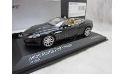 Aston Martin DB9 Volante 1/43 Minichamps, масштабная модель, 1:43