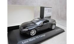 Aston Martin V8 Vantage 1/43 Minichamps, масштабная модель, 1:43