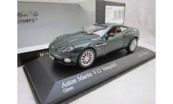 Aston Martin V12 Vanquish 1/43 Minichamps