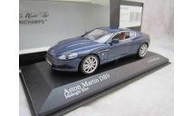 Aston Martin DB9 1/43 Minichamps, масштабная модель, 1:43