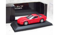 Chevrolet Corvette 1997 1/43 Minichamps