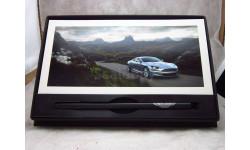 Набор открыток Aston Martin DBS 12 шт +карандаш ОРИГИНАЛ