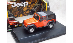 Jeep Wrengler Rubicon 2012 1/43 Greenlight