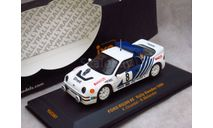 Ford RS200 #8 K. Grundel-B. Melander Rally Sweden 1986 (with snow wheels & 2 extra lights) 1/43 IXO, масштабная модель, IXO Rally (серии RAC, RAM), 1:43