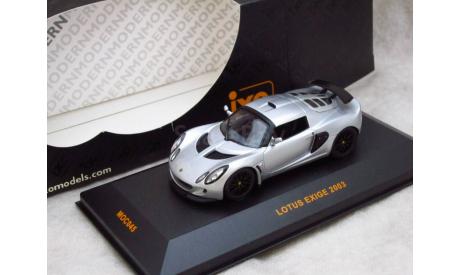 Lotus Exige 2003 1/43 IXO, масштабная модель, IXO Road (серии MOC, CLC), 1:43