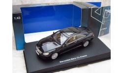 MERCEDES BENZ CL-KLASSE  2005 (W221) 1/43 AutoArt, масштабная модель, Mercedes-Benz, 1:43