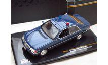 MERCEDES-BENZ S600 (W140) 1993 IXO MOC102 Охрана президента Ельцина Б.Н., масштабная модель, IXO Road (серии MOC, CLC), 1:43, 1/43