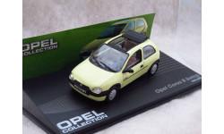 OPEL CORSA B SWING OPEN 1/43 Opel Collection