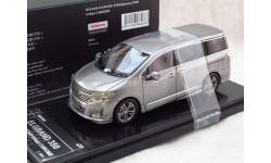 Nissan Elgrand 350 Highway Star Urban Chrome 2011 1/43 WIT'S