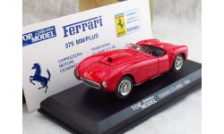 Ferrari 375 MM 1954 ROSSA 1/43 Superior Line Models Made in Italy