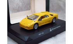 Lamborghini Diablo 1/43 DetailCars, масштабная модель, scale43