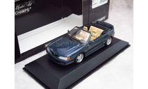 Ford Mustang Cabriolet 1994 1/43 Minichamps, масштабная модель, 1:43