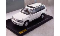 Toyota Land Cruiser 100 VX Limited 1/43 Spark, масштабная модель, scale43