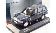 Range Rover (L322) 2005 1/43 Corgi-Vanguards, масштабная модель, scale43