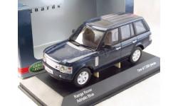Range Rover (L322) 2005 1/43 Corgi-Vanguards